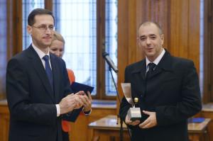 Varga Mihály; Székely Sándor