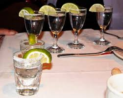 A tequila fogyasztás szertartása