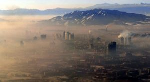 Légszennyezés