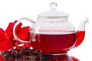 hibiszkusz tea
