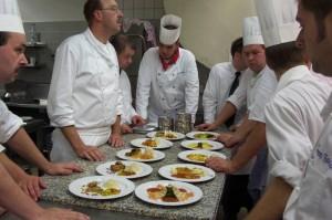 A szakácsok gyakran férfiak