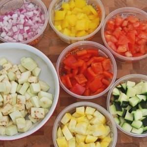 A bográcsban főzéshez fontosak a változatos alapanyagok
