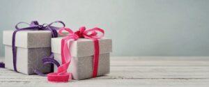 ballagási ajándék