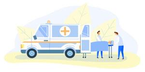 fizetős mentőszolgálat