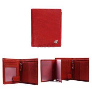 piros női pénztárca